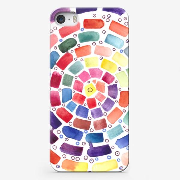 Чехол iPhone «Спираль»