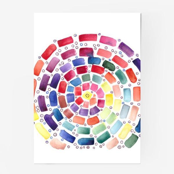 Постер «Спираль»