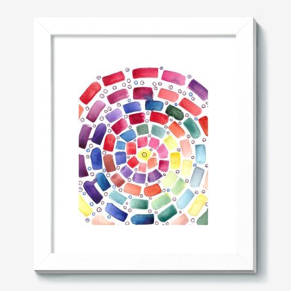 Картина «Спираль»