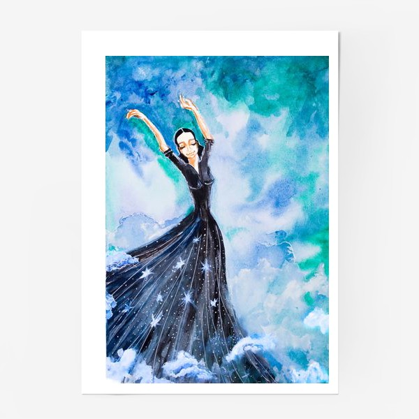 Постер «На седьмом небе»