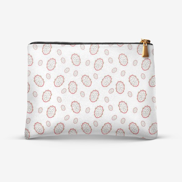 Косметичка «fruit pattern with dragon fruits»