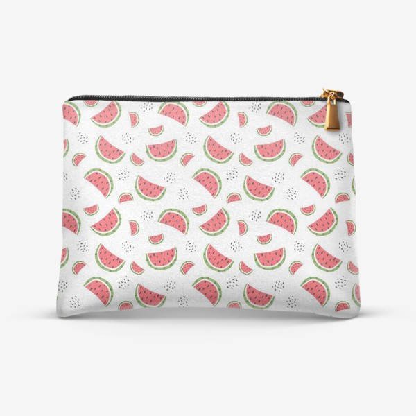Косметичка «pattern with watermelons»