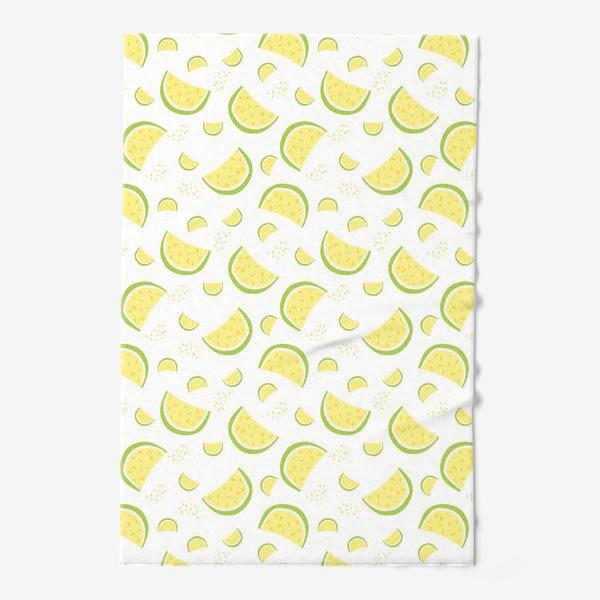 Полотенце «pattern with melons»