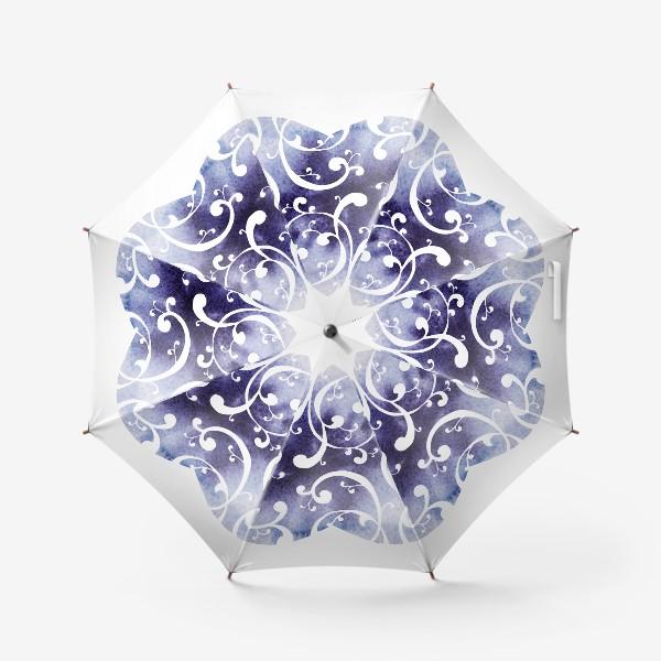 Зонт «Чернильное сердце»