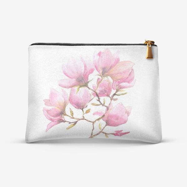 Косметичка «Spring magnolias»