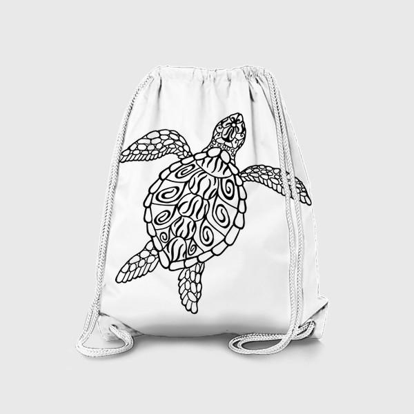 Рюкзак «Морская черепаха»