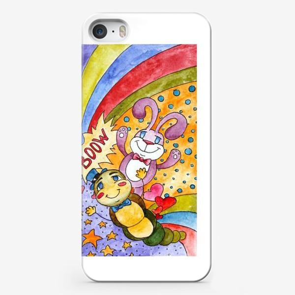 Чехол iPhone «BOOW!»