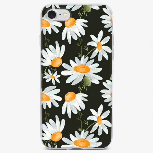 Чехол iPhone «Ромашки»