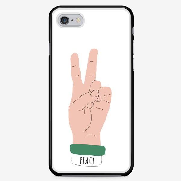 Чехол iPhone «МИР»