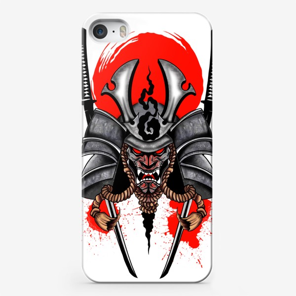 Чехол iPhone «Самурай»