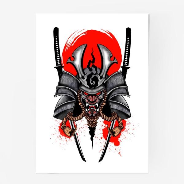 Постер «Самурай»