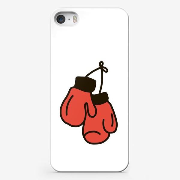Чехол iPhone «бокс»