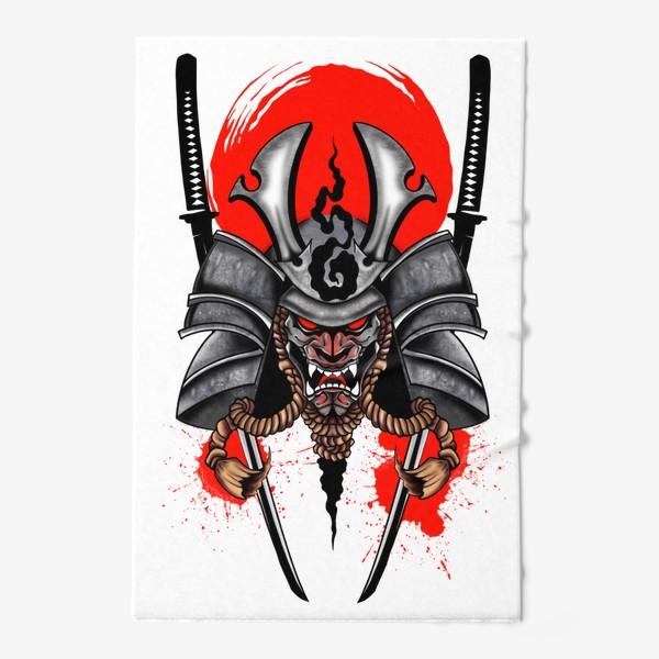Полотенце «Самурай»