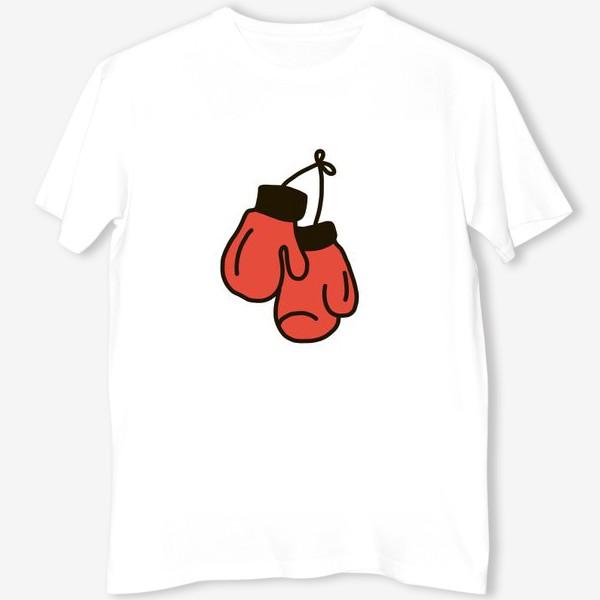 Футболка «бокс»