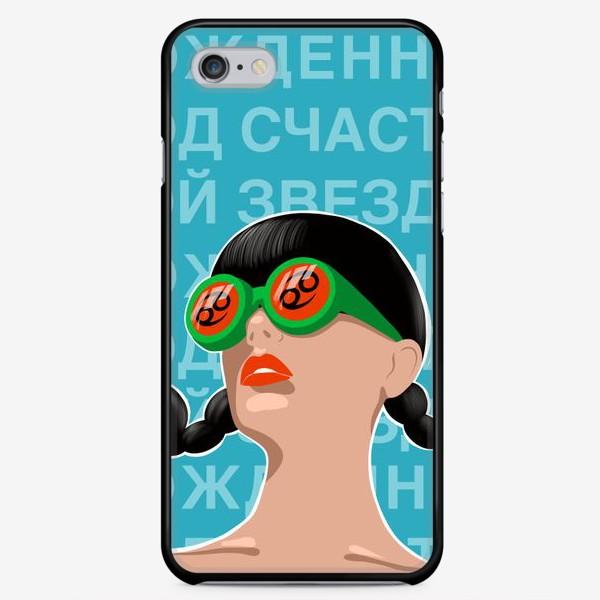 Чехол iPhone «Рак знак зодиака»