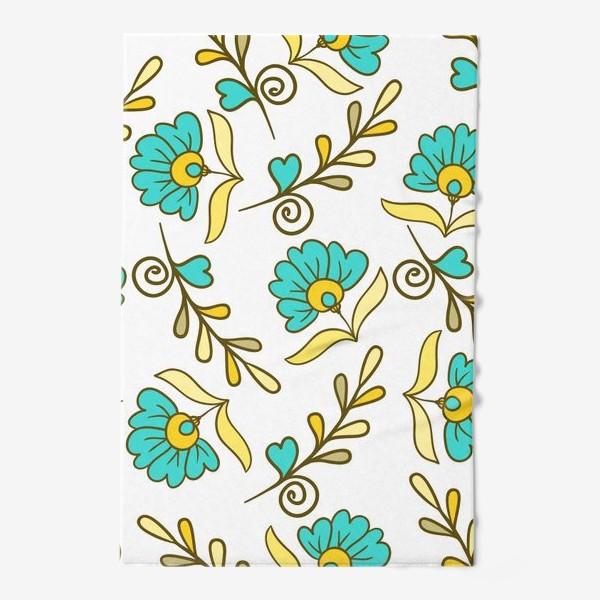 Полотенце «Цветы. Сны весны»