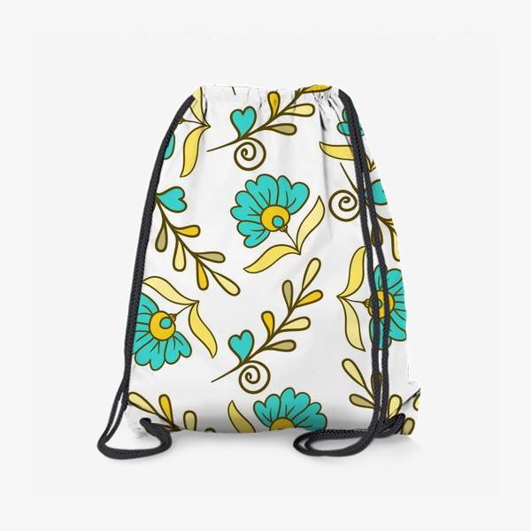 Рюкзак «Цветы. Сны весны»
