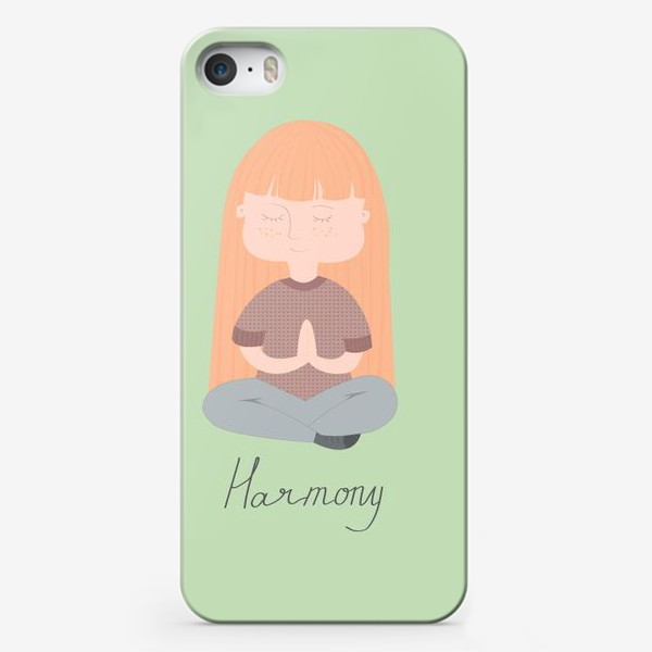 Чехол iPhone «Harmony»