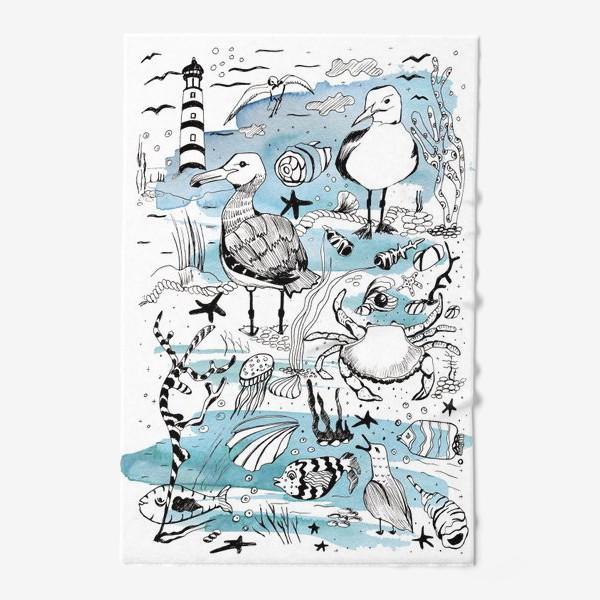 Полотенце «чайки»