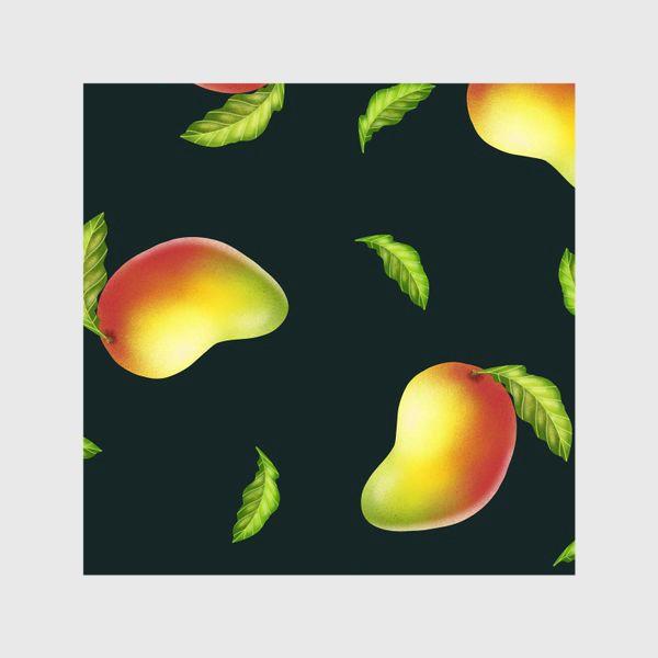 Шторы «манго»