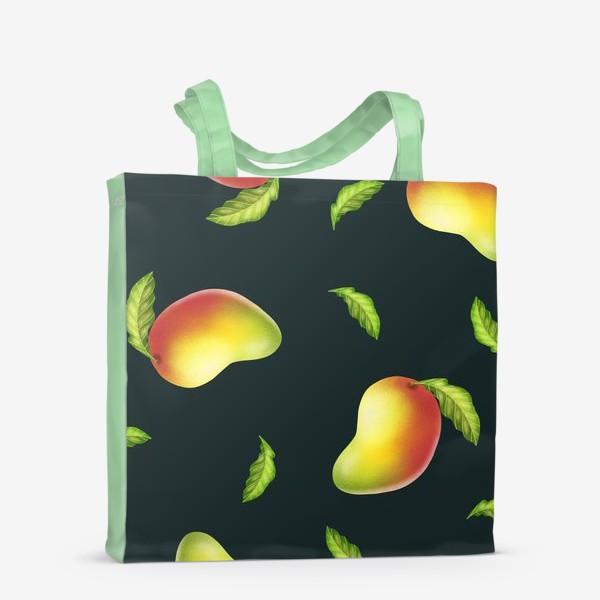Сумка-шоппер «манго»