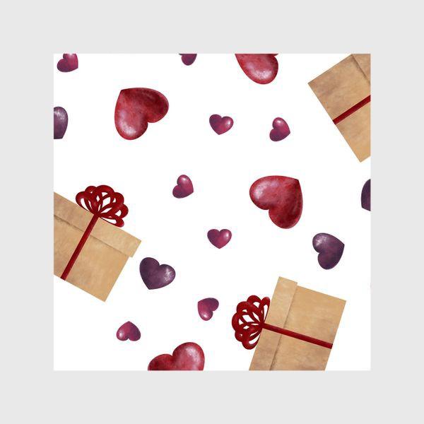 Шторы «Сердечный подарок»