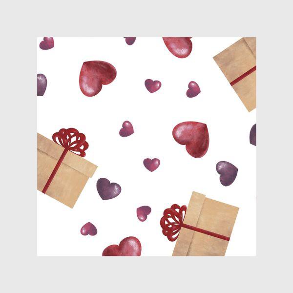 Скатерть «Сердечный подарок»
