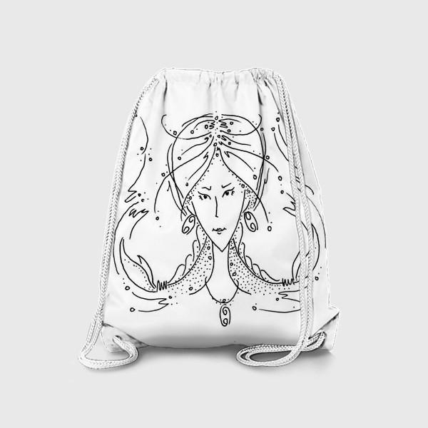 Рюкзак «Рак зодиак»