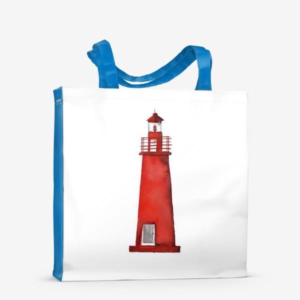 Сумка-шоппер «Красный маяк»