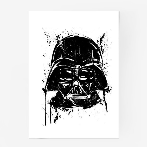 Постер «Дарт Вейдер»