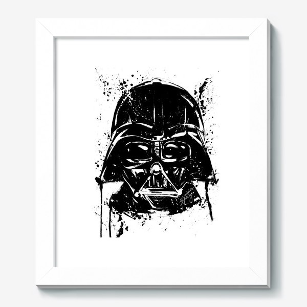 Картина «Дарт Вейдер»