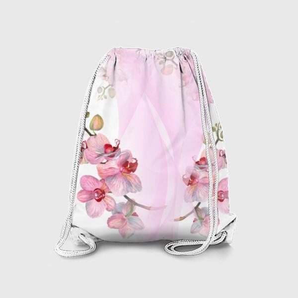 Рюкзак «Орхидеи»