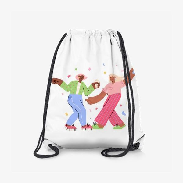 Рюкзак «Танец»