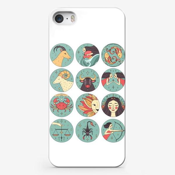 Чехол iPhone «Знаки зодиака»