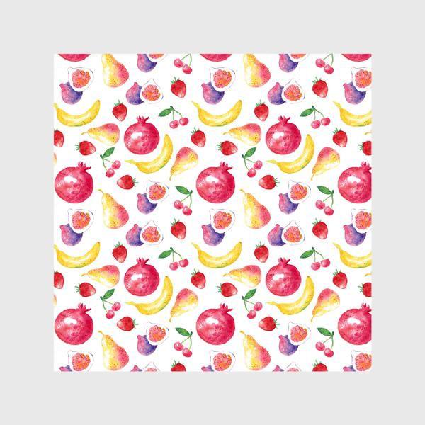 Шторы «Летние фрукты»