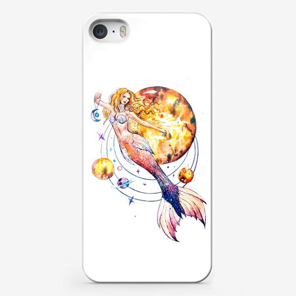 Чехол iPhone «повелительница планет»