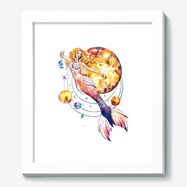 Картина «повелительница планет»