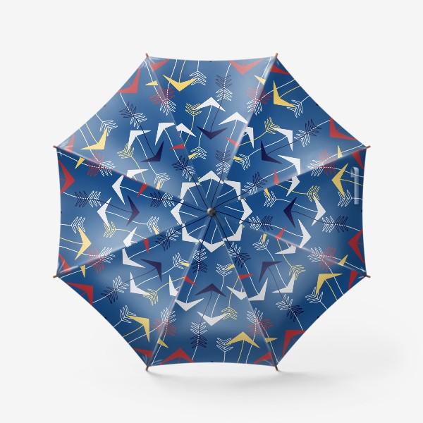 Зонт «Стрелы волн»