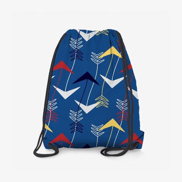 Рюкзак «Стрелы волн»