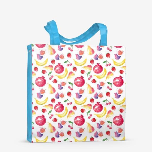 Сумка-шоппер «Летние фрукты»