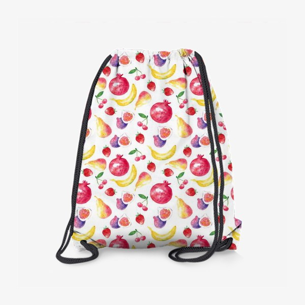 Рюкзак «Летние фрукты»
