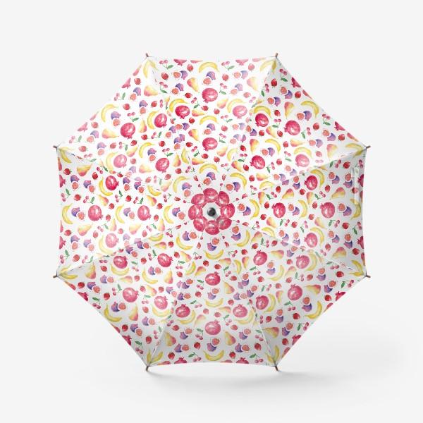 Зонт «Летние фрукты»