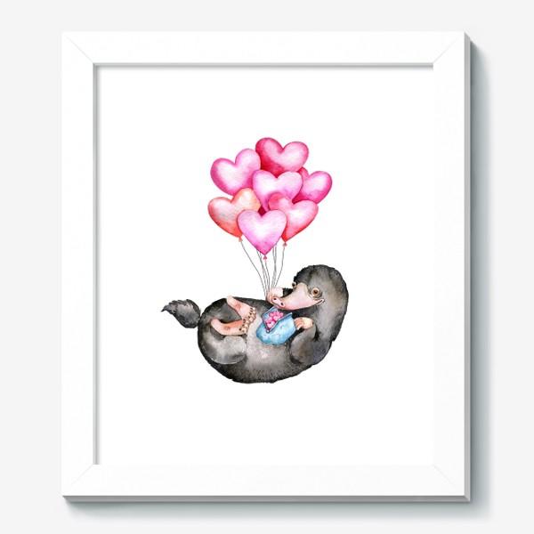 Картина «i love you»