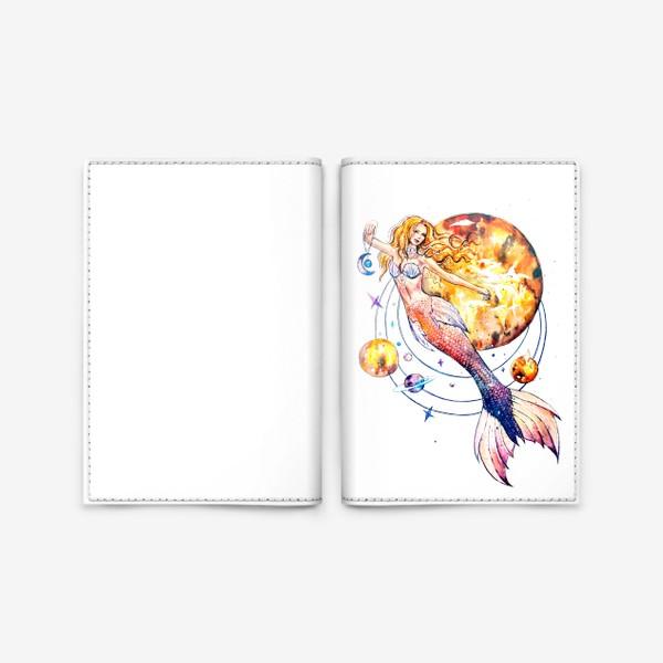 Обложка для паспорта «повелительница планет»
