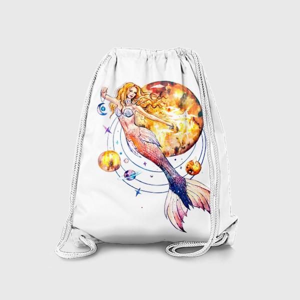 Рюкзак «повелительница планет»