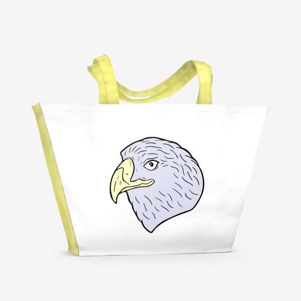 Пляжная сумка «Орёл»