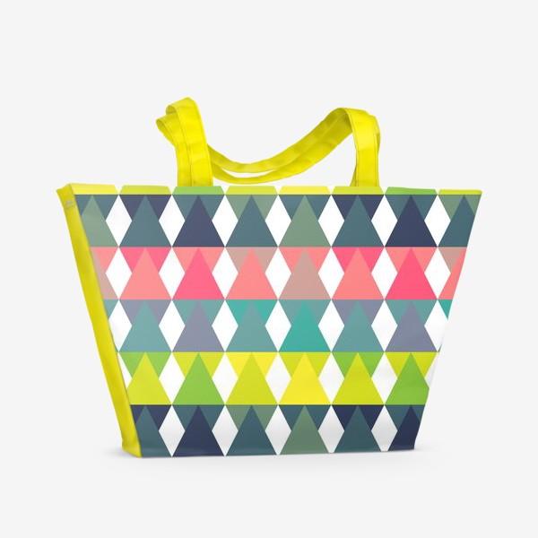 Пляжная сумка «Лето не за горами»