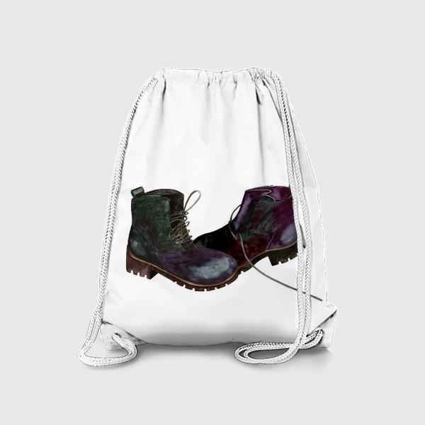 Рюкзак «Ботинки»