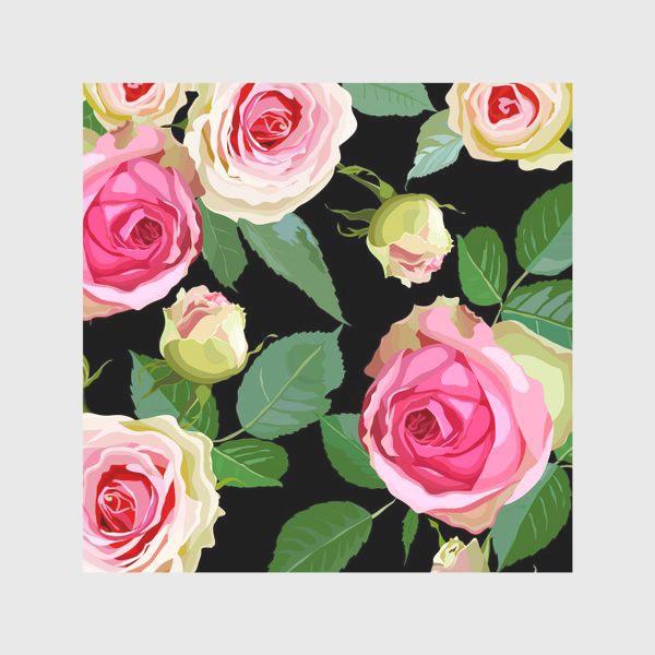 Скатерть «Pink roses»