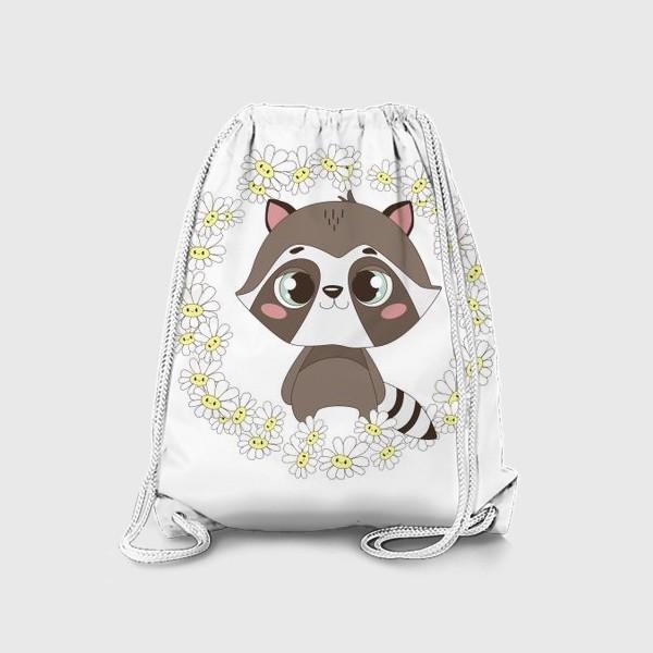 Рюкзак «Крошка енот»
